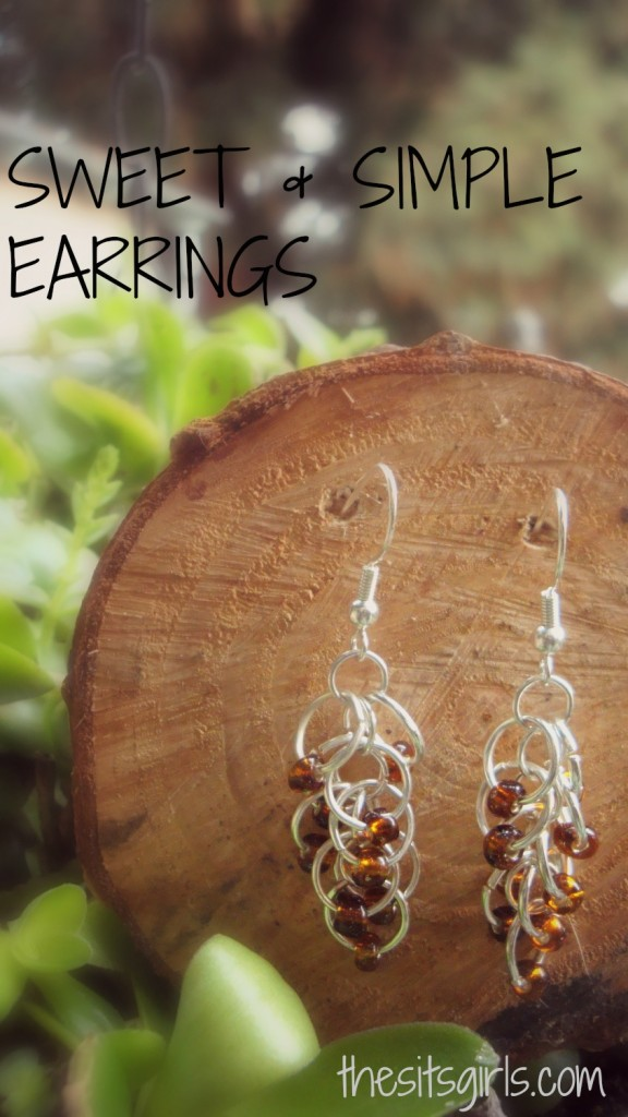 Diy Earring Project Inexpensive Easy And Beautiful Diy