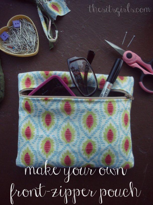 make a pouch
