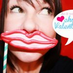 Chocolate Lips Make For Valentines Day Fun