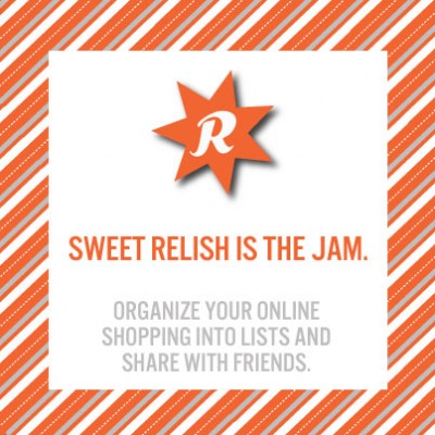 Sweet Relish Twitter Party!