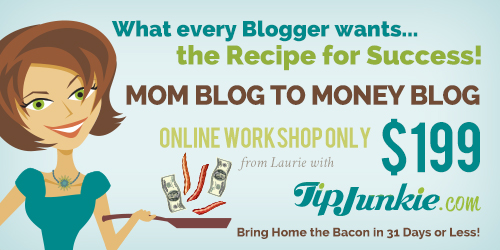 mom blog money blog