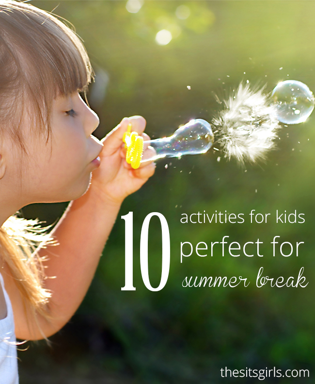 10 screen-free activities for your kids to keep boredom away this summer | Summer Fun For Kids