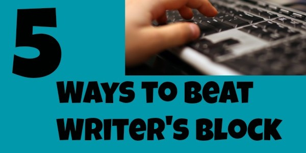 beat writer's block