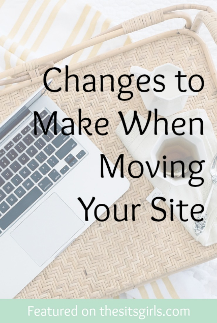 moving your site