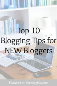 new bloggers