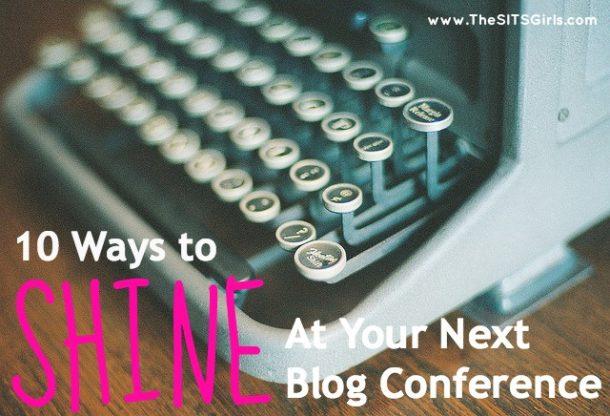blog conference