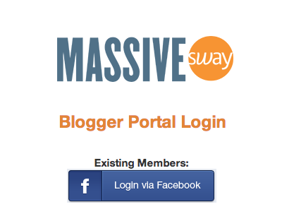 Massive Sway Now Top Blogger Network With New Portal Launch