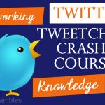 Twitter Chats: A Crash Course in Twitter Chat