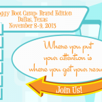 Win a Trip to Dallas Bloggy Boot Camp By Joining Us For #WhiteCloudDiapers