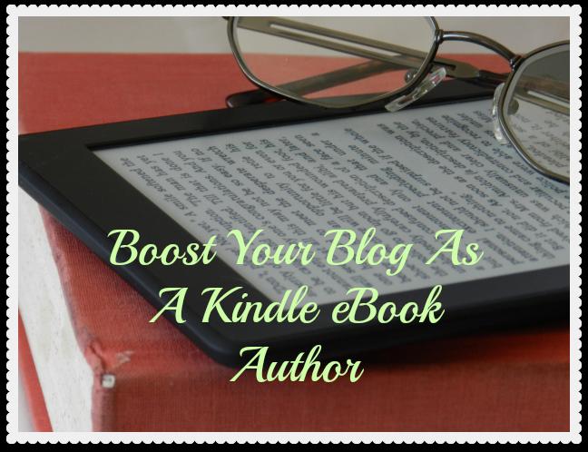 kindle ebook author