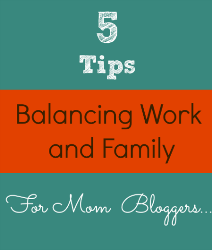 New Mom Guide How to Balance Work and Family