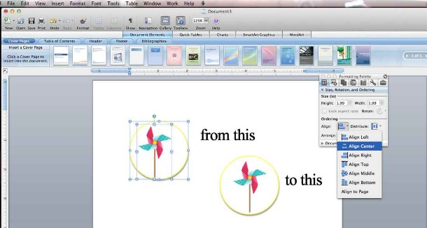 How to Make a Printable Using Microsoft Word - The SITS Girls