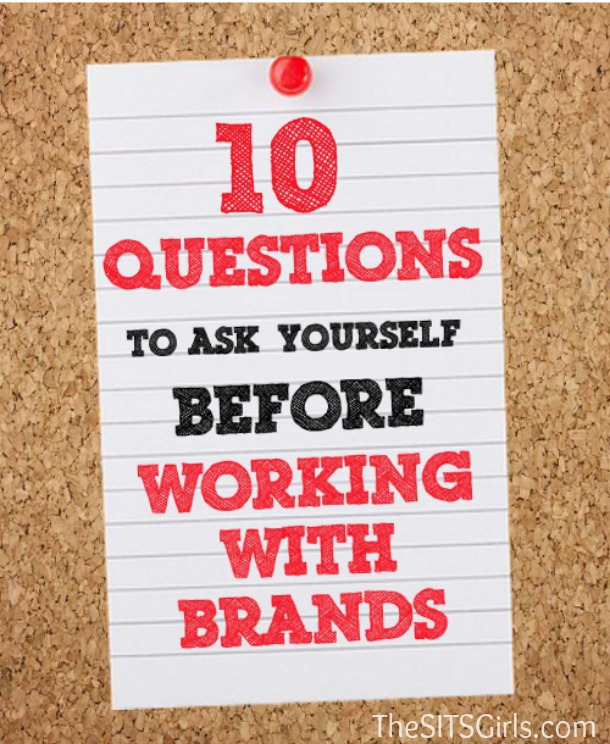 working with brands successfully