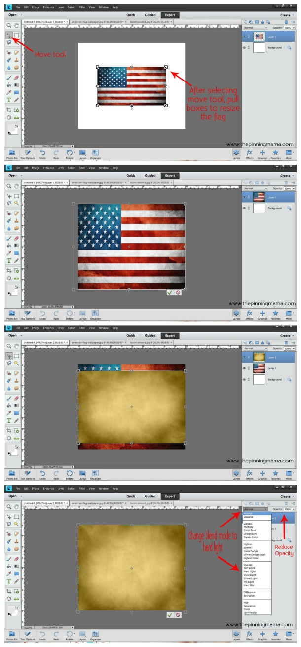 How to Printable in Photo Elements