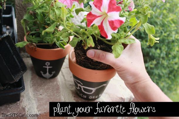 flowerpot ideas