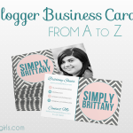 Business Cards for Bloggers: Everything You Need from A-Z