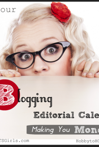 Is your Editorial Calendar making you money? How to make your blogging calendar work for you!