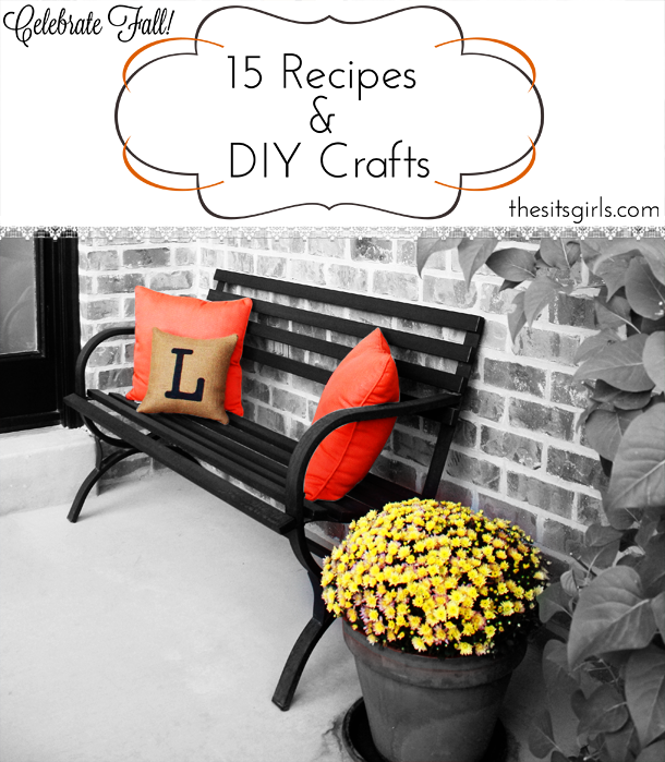 diy crafts 15 recipes and diy crafts to do at home to celebrate fall