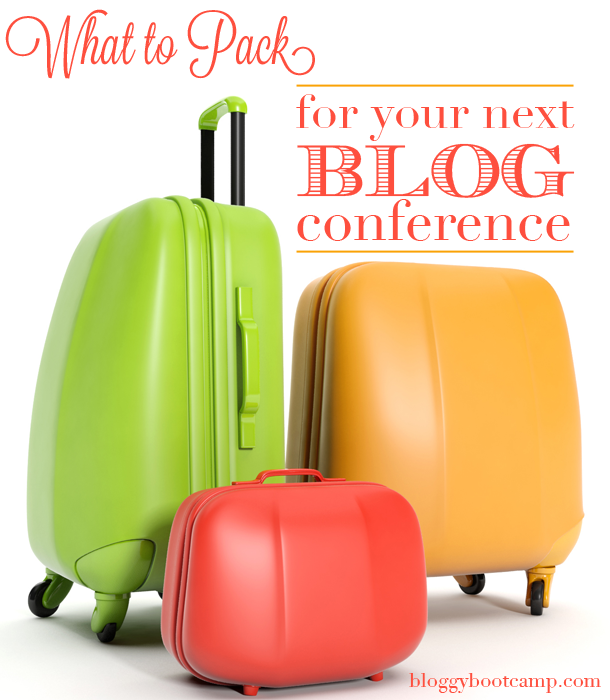 BBC Monday: Let's Talk Blog Conferences!