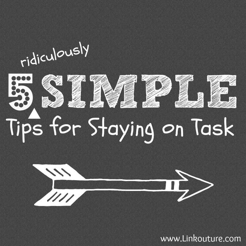 5 simple ways to stay on task the sits girls