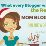 Mom Blog, Money Blog Giveaway: 5 Spots Up For Grabs!