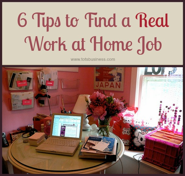 work at home