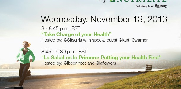 Nutrilite Twitter Party Image