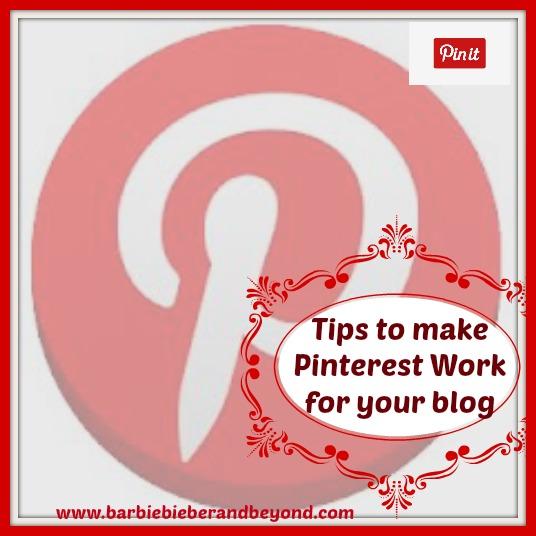 pinterest your blog