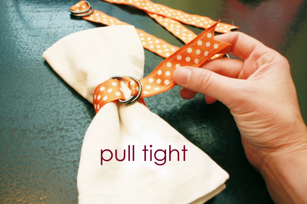DIY: Thanksgiving Napkin Rings