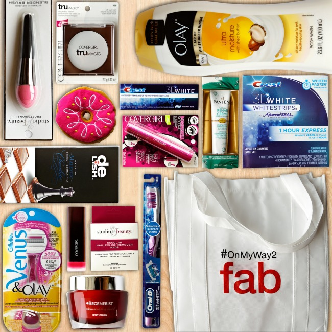 P26G Walgreens PCA Swag Bag