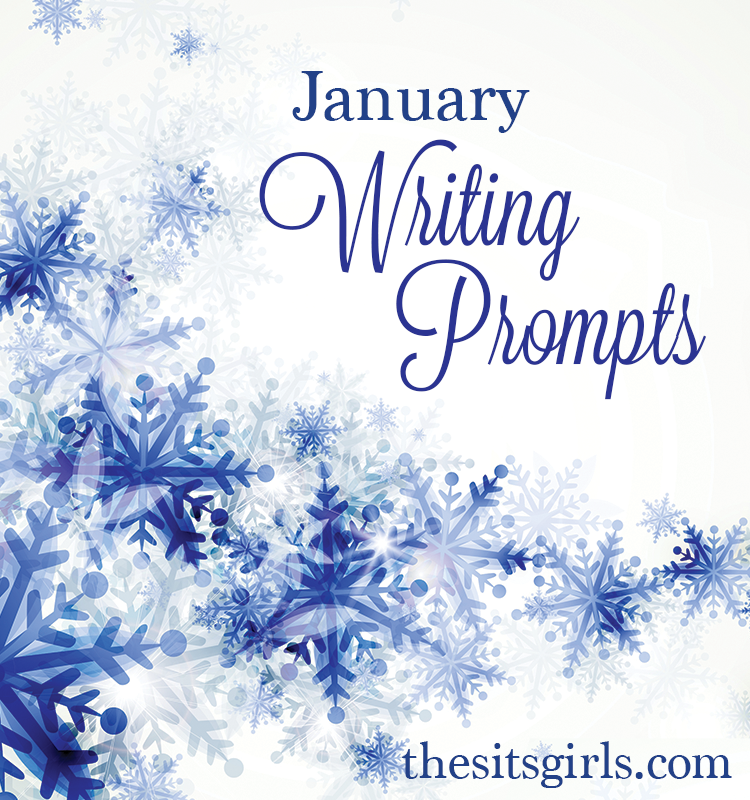 Get inspired to write this year with a list of writing prompts for every day in the month of January.