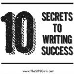 10 Secrets to Writing Success