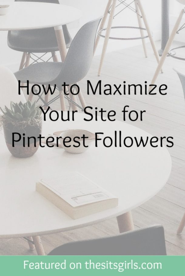 pinterest followers