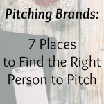 pitching brands