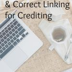 Stealing Content and Correct Linking for Crediting Someone