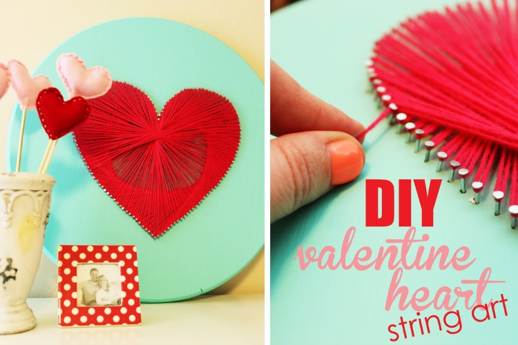 Valentine Crafts  Valentines Day Craft Ideas To LOVE