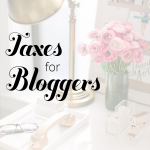 Tax Deductions All Bloggers Should Know About