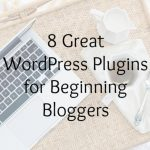 8 Great WordPress Plugins for Beginning Bloggers