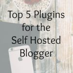 Top 5 Plugins for the Self Hosted Blogger