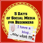 I have a Blog… Now What?!?
