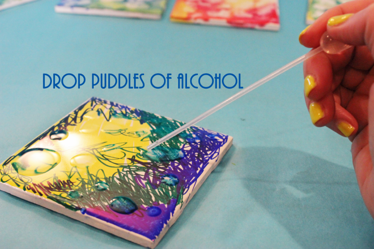 Diy Coasters Fun Craft Coaster Making With Watercolors Try It Now