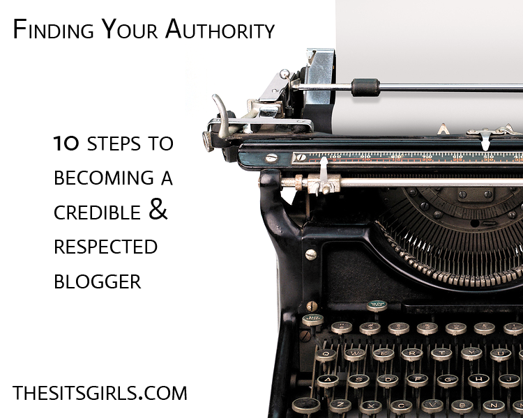 finding your authority as a top blogger