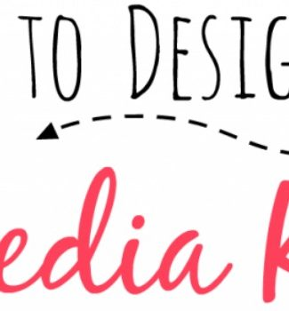 Use PicMonkey To Design Media Kit