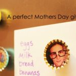 DIY Bottle Cap Photography Magnets