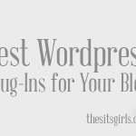15 Best Plugins for Your WordPress Blog