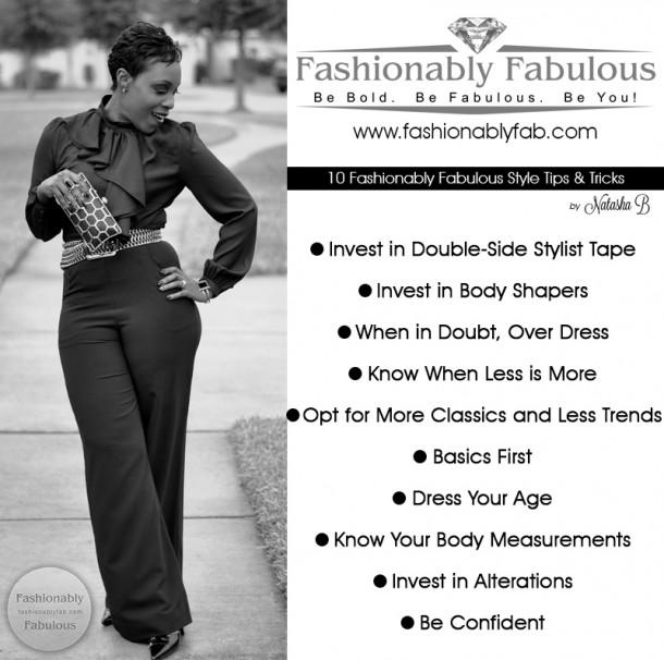 Fashionably Fabulous