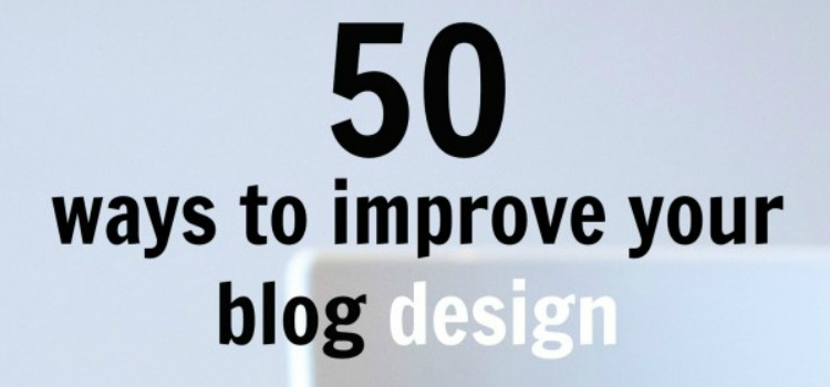 blog design tips