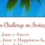 June Instagram Challenge