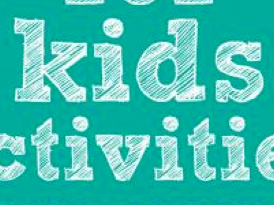 101 Kids Activities Book Giveaway
