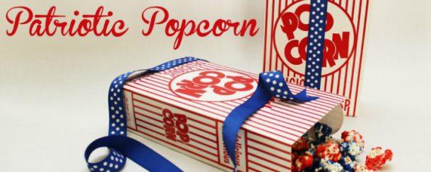 july 4th popcorn
